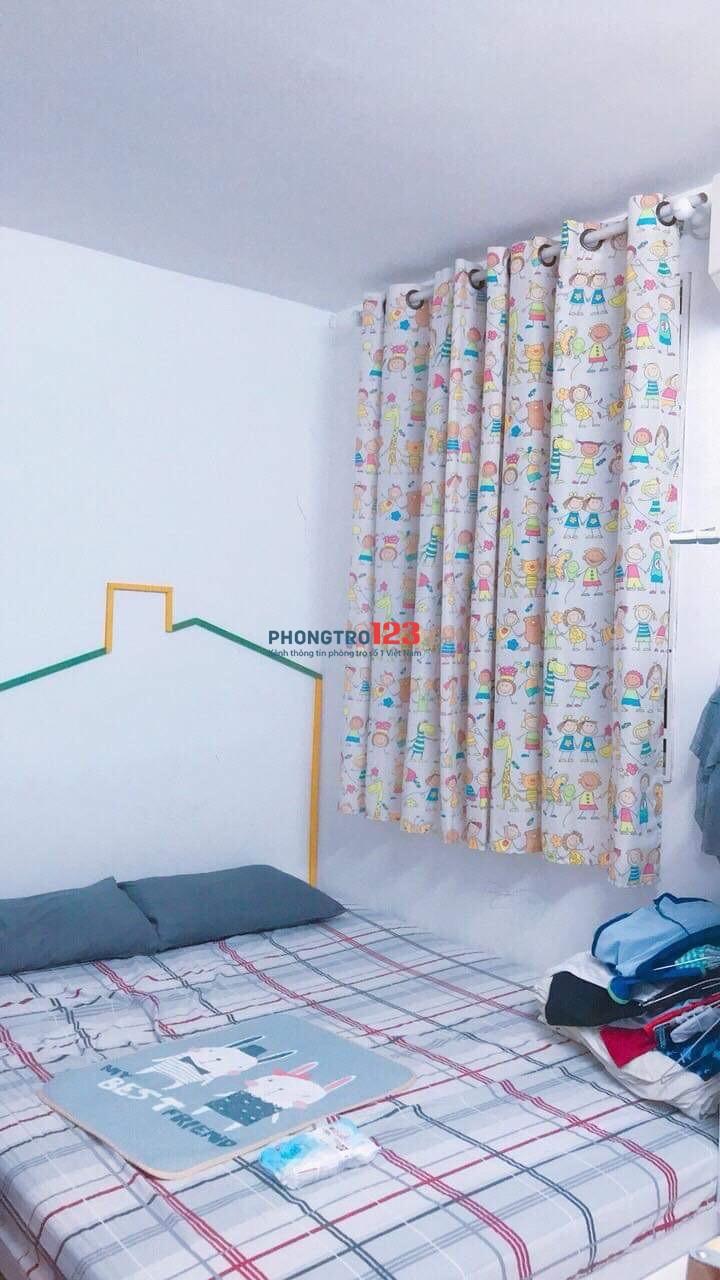 Cho thuê chung cư Thanh Đa lầu 4