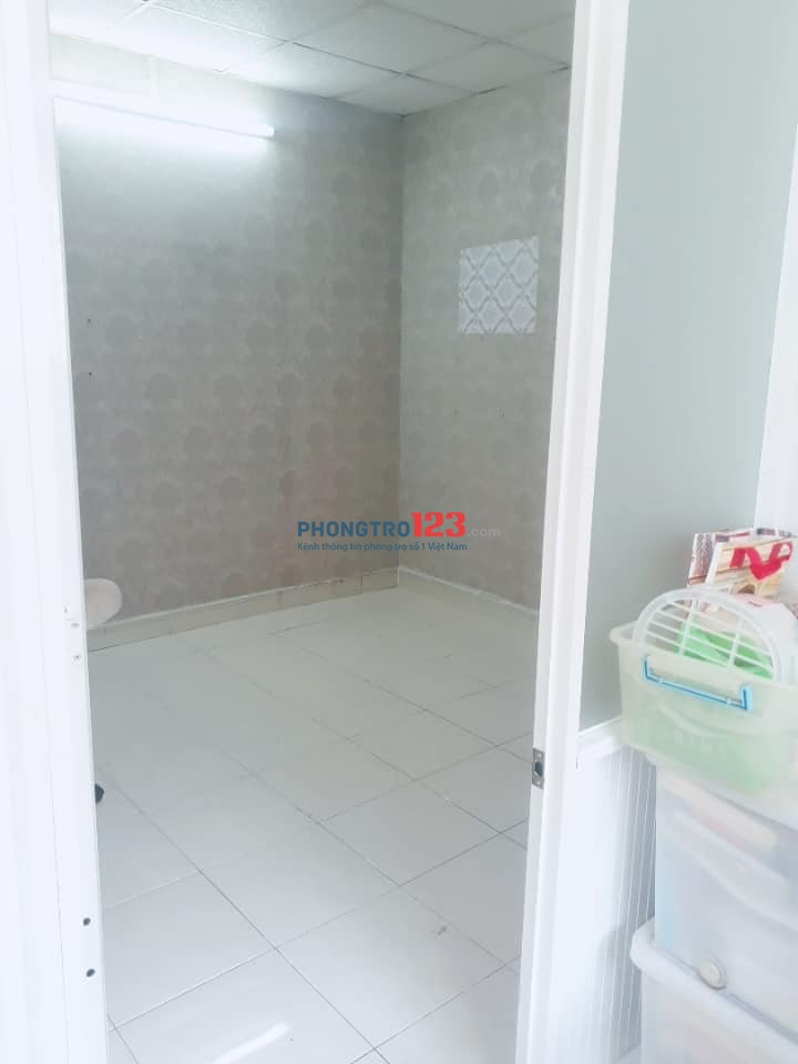 Cho thuê Phòng Trọ Đường Bùi Thị Xuân, Quận Tân Bình