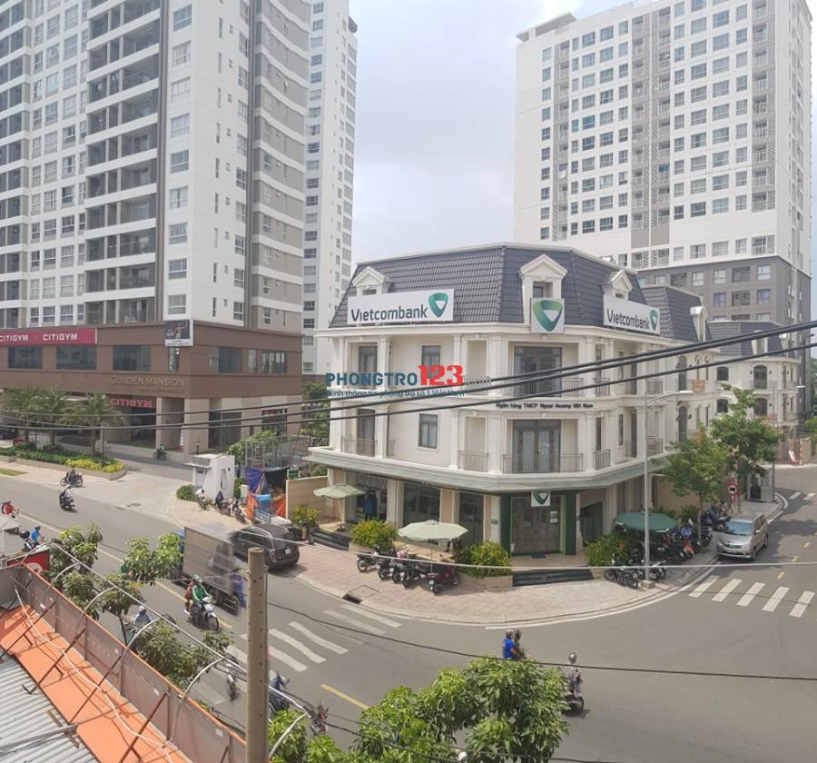 Cho thuê phòng có nội thất MT Phổ Quang giờ giấc tự do không chung chủ. LH: 0909921790