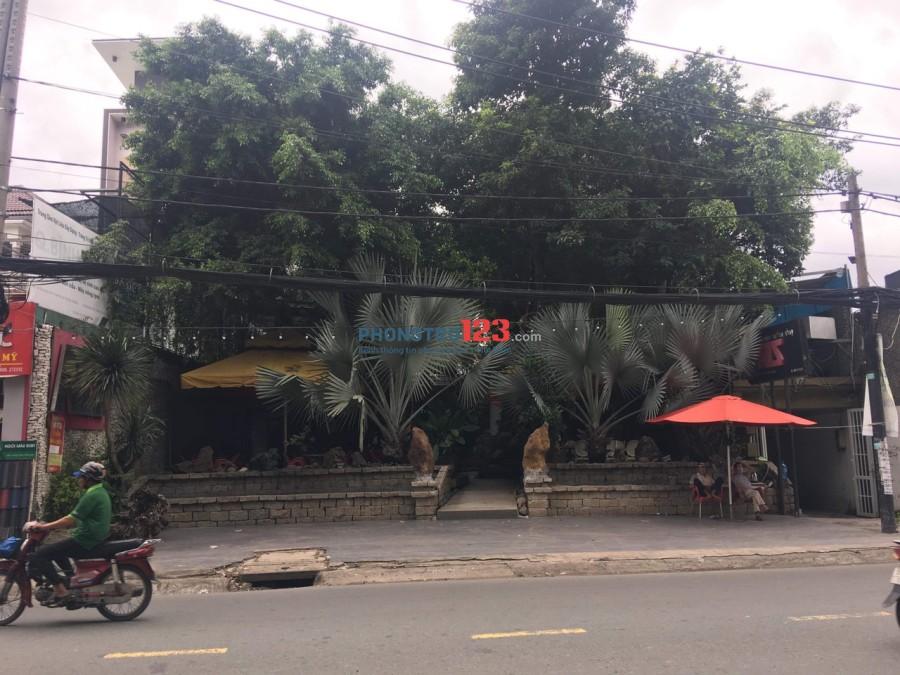 Chính chủ cho thuê mặt bằng kinh doanh 800m2 mặt tiền Tô Ngọc Vân, Q.Thủ Đức Ms Nhi