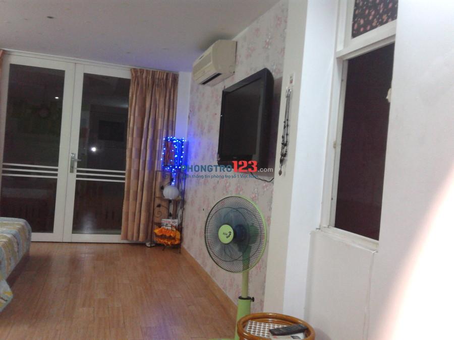Phòng mới thoáng mát full nội thất Q.3