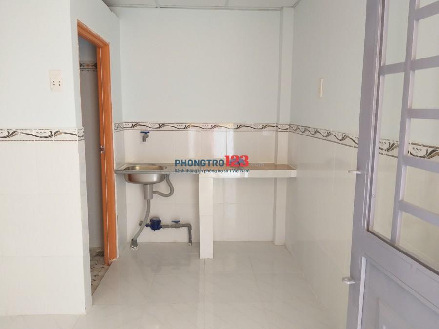 Phòng trọ mới xây đường Nguyễn Văn Quá