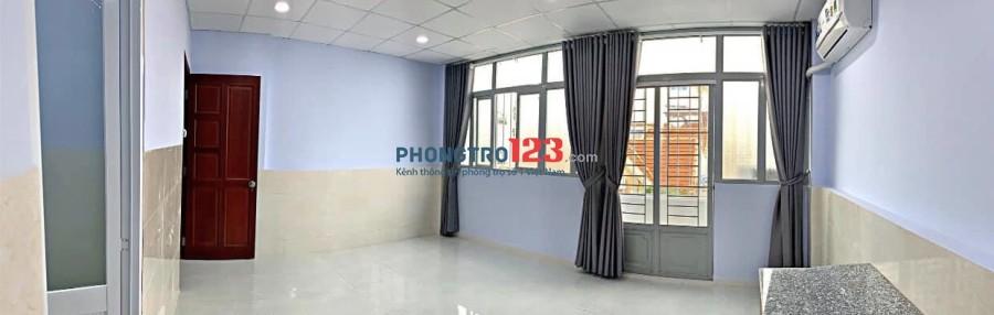 Phòng trọ full nội thất gần sân bay Tân Sơn Nhất mới