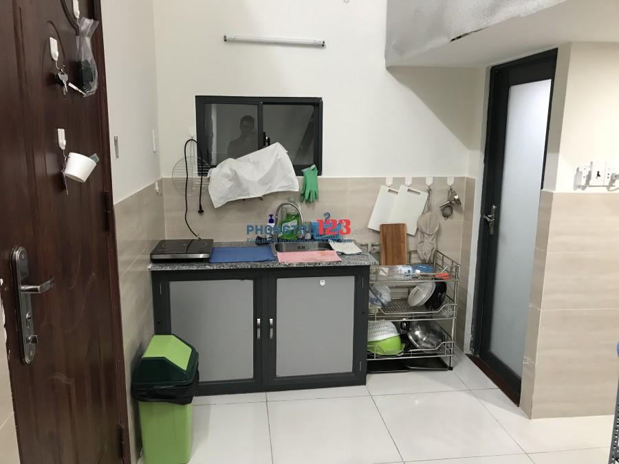 Phòng trọ mới xây Căn hộ mini Lotte Mart Q7