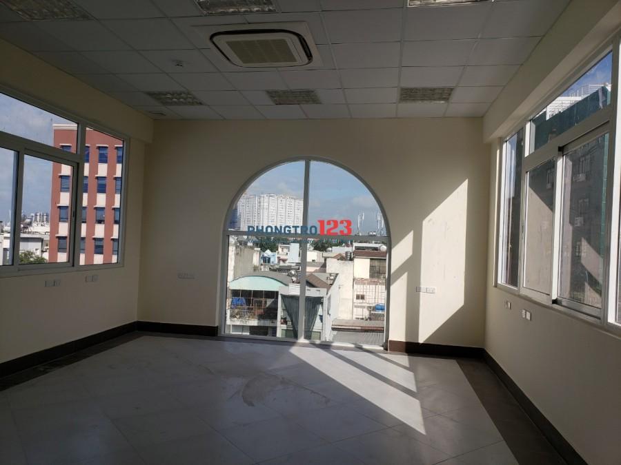 Văn phòng hiện đại, tiện nghi cao cấp trung tâm Quận Bình Thạnh, 180tr/tháng