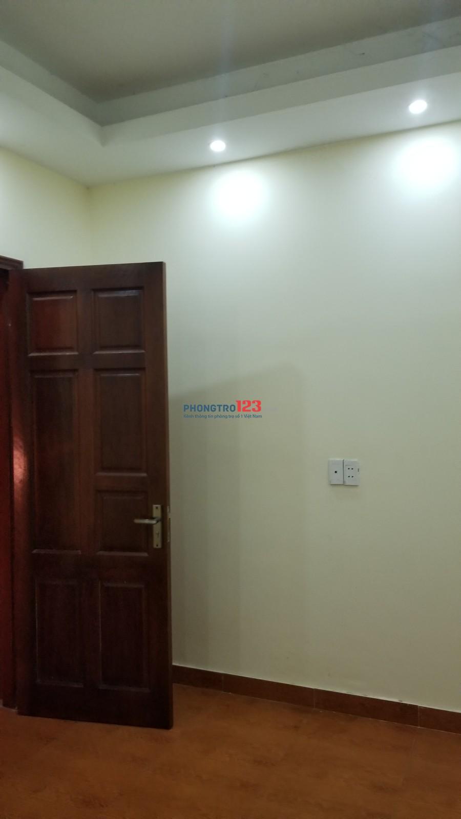 Cho thuê phòng trọ 11m2 Văn Quán