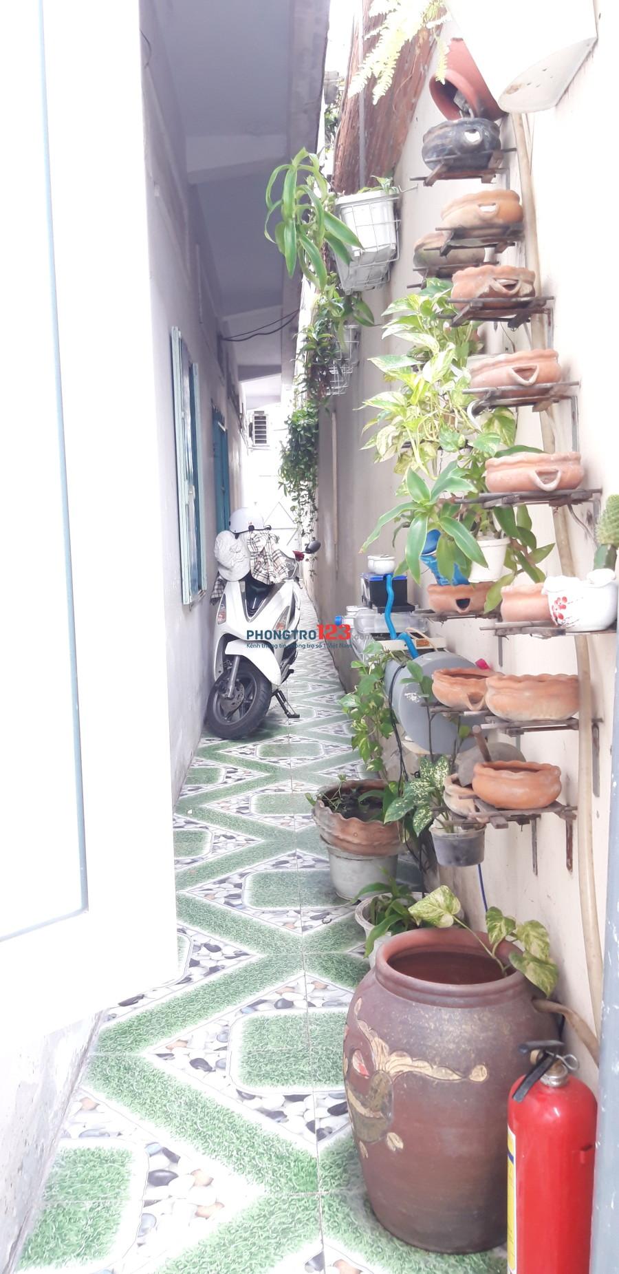Cho thuê nhà 65m2 ngay mặt tiền 399 Nguyễn Trọng Tuyển, P.2, Tân Bình khu trung tâm nhiều tiện ích