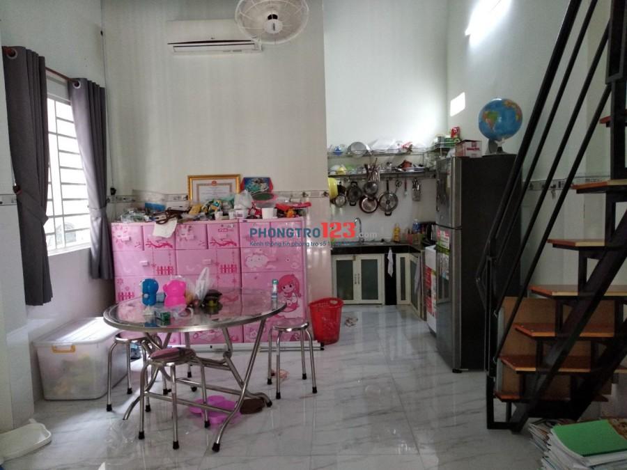 Cho thuê nhà đường 7, Linh Trung, Thủ Đức