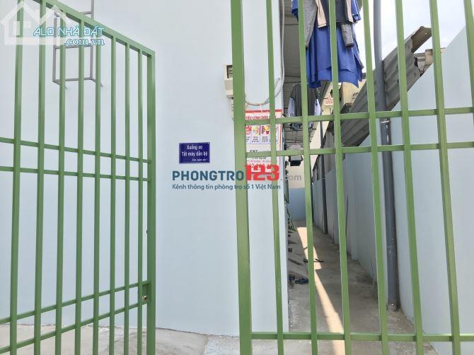 Cho thuê phòng trọ mới xây số 1A, đường số 61, P.Thảo Điền, Q.2, HCM