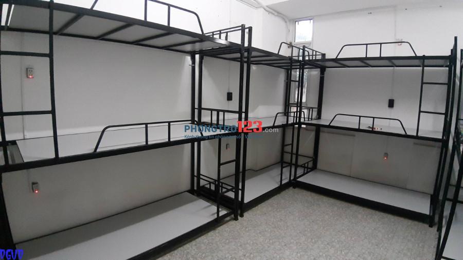 Ký túc xá máy lạnh quận Tân Bình giá sinh viên 700k/tháng