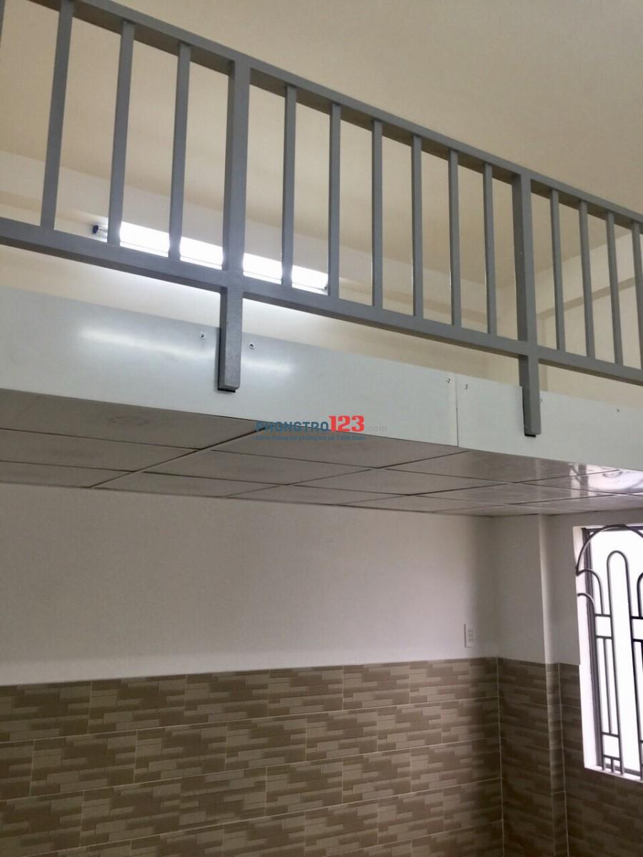 Cho Thuê Phòng Mới Xây Quận 8, Đường Tạ Quang Bửu