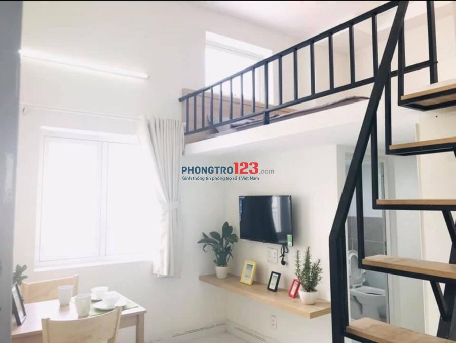 Cho thuê lại căn hộ mini Full nội thất cao cấp tại Lê Văn Lương, Nhà Bè. Giá 5,4tr Ms Nhi