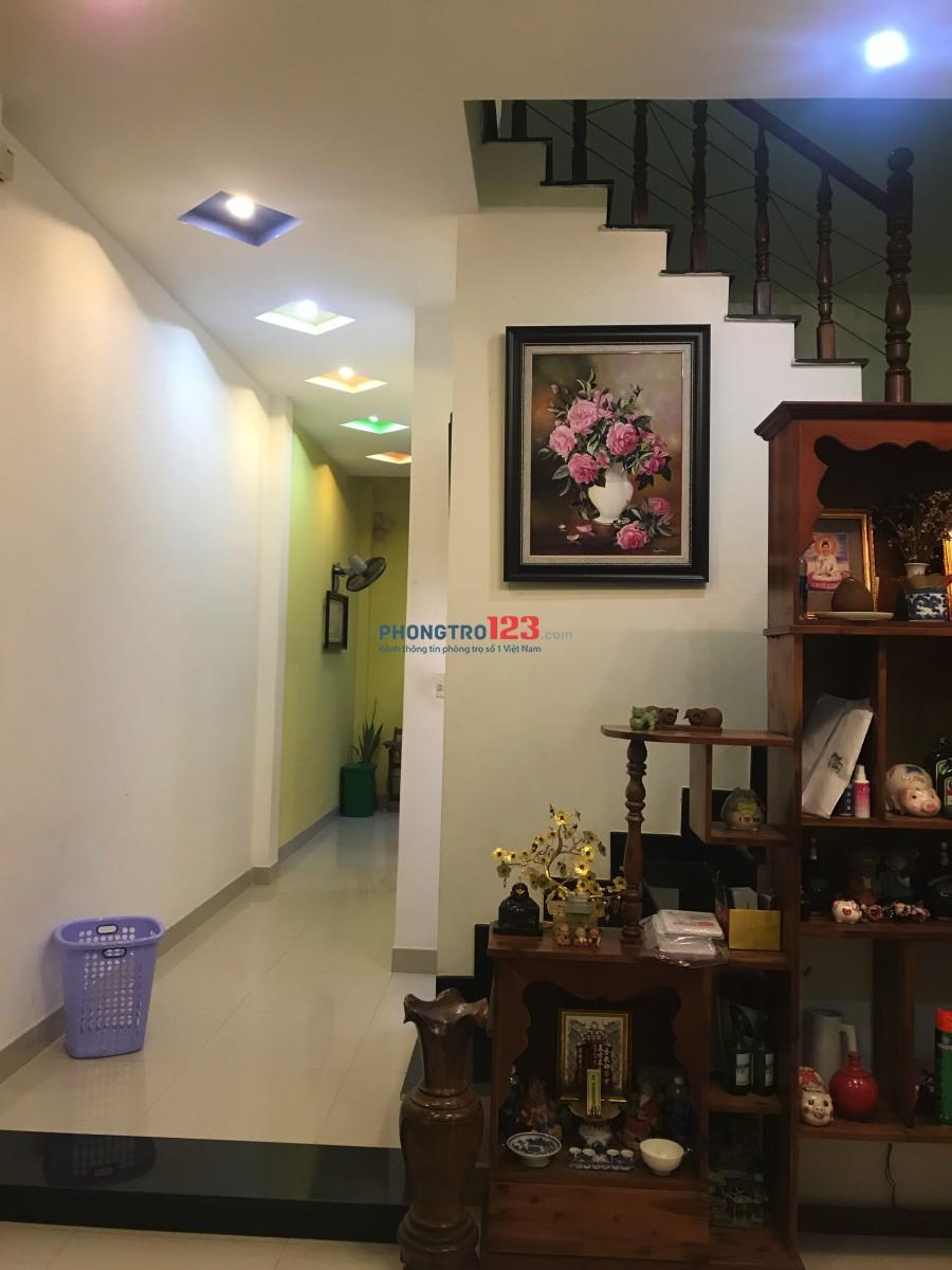 Cho nữ thuê phòng trọ gần chùa Bửu Hương, Trường Thọ, Thủ Đức
