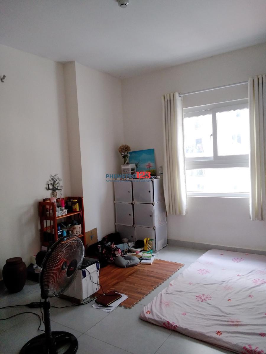 Phòng trong căn hộ 2PN Chung cư Bộ Công An Q.2