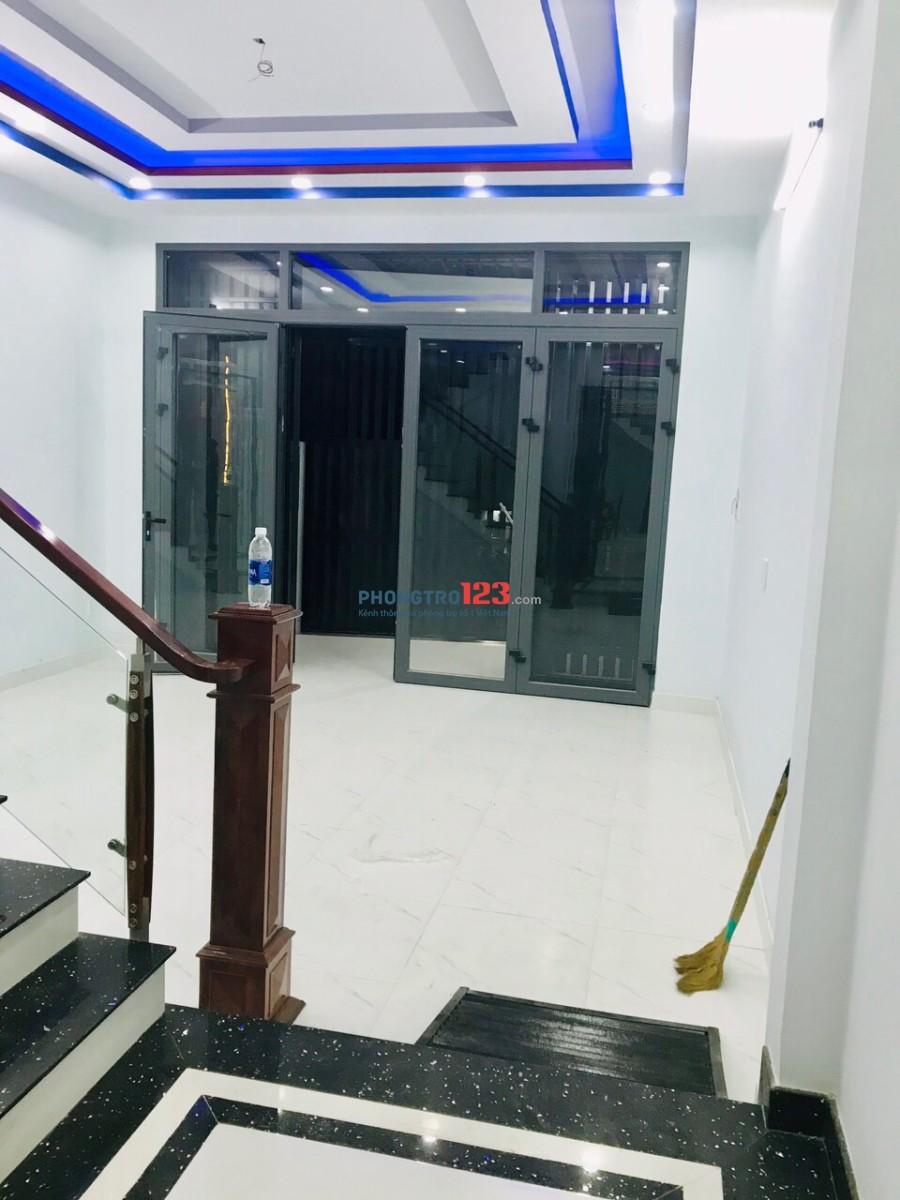 Cho Thuê Gấp Phòng Trọ Cao Cấp Nguyễn Văn Quỳ, Ngay Chân Cầu Phú Mỹ