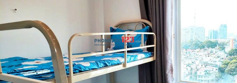 Peony house - phòng trọ ký túc xá giường tầng quận 4
