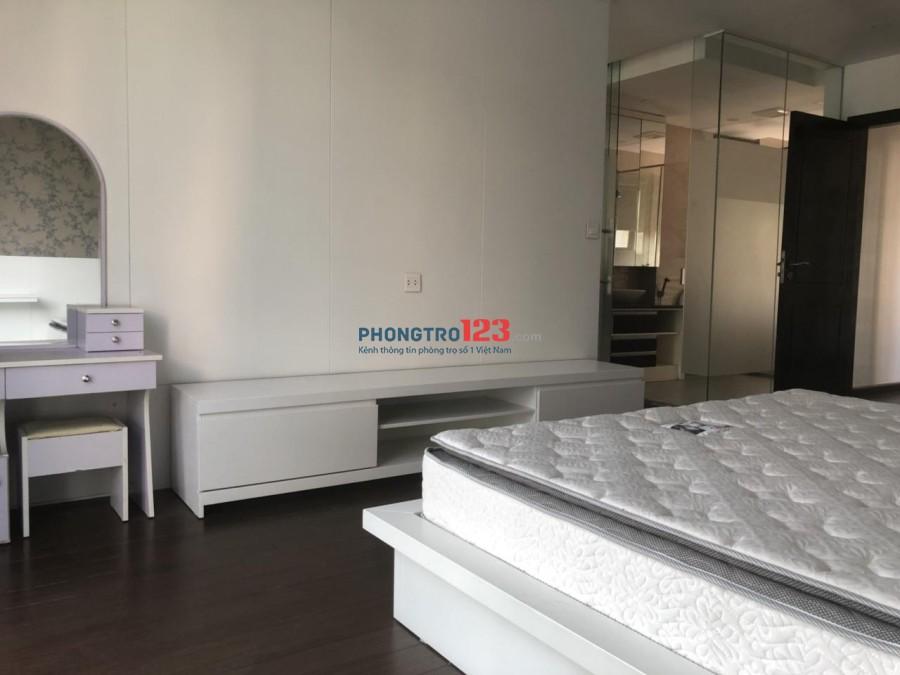 Cho thuê căn hộ 1PN cho hộ gia đình DT 40m2, giá 7,5tr/tháng tại Hoàng Văn Thái, Hà Nội. LH: 0399032122