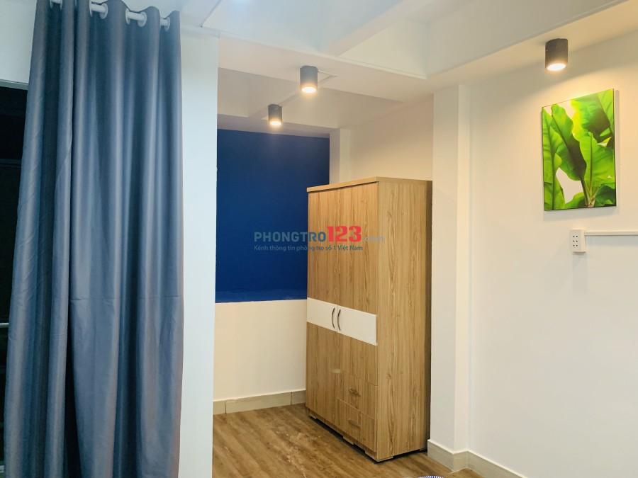 Phòng mới đẹp full Nội thất giảm 50% tiền nhà tháng đầu
