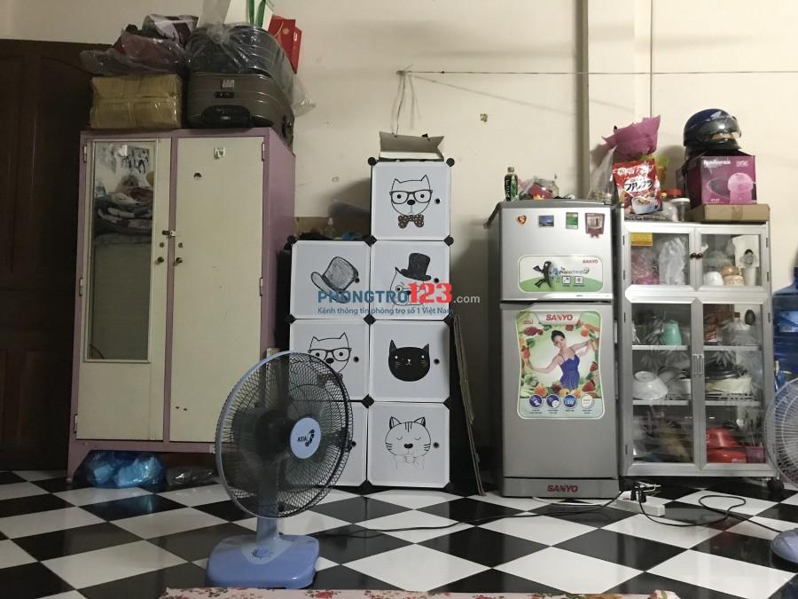 Cần tìm nữ ở ghép Lê Đức Thọ, quận Gò Vấp