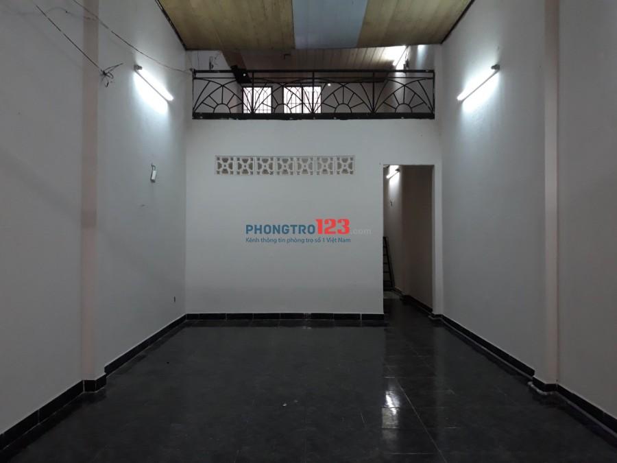 Cho thuê nhà nguyên căn hẻm 229// Tây Thạnh, Tân Phú