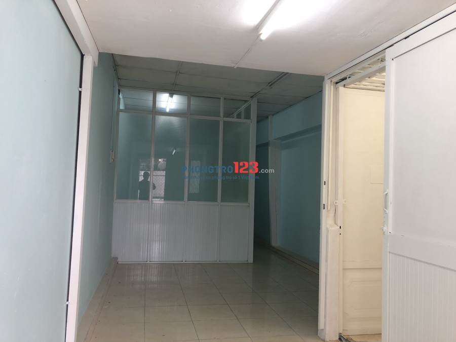Chính chủ cho thuê căn hộ đối diện chùa Vĩnh Nghiêm, Q.3. Giá 5tr/tháng, LH Mr Thắng
