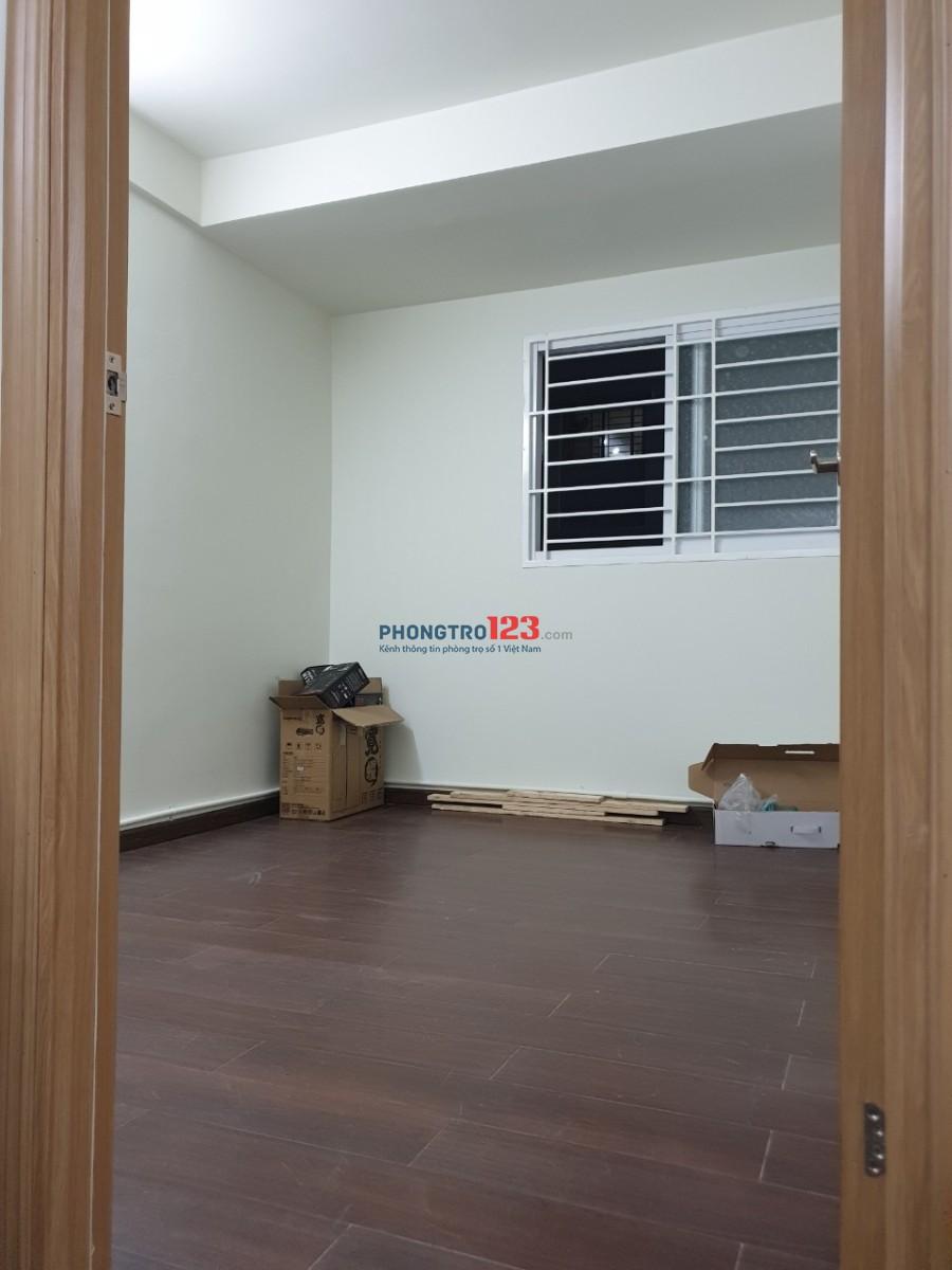 Dư 1 phòng trong chung cư cần cho thuê