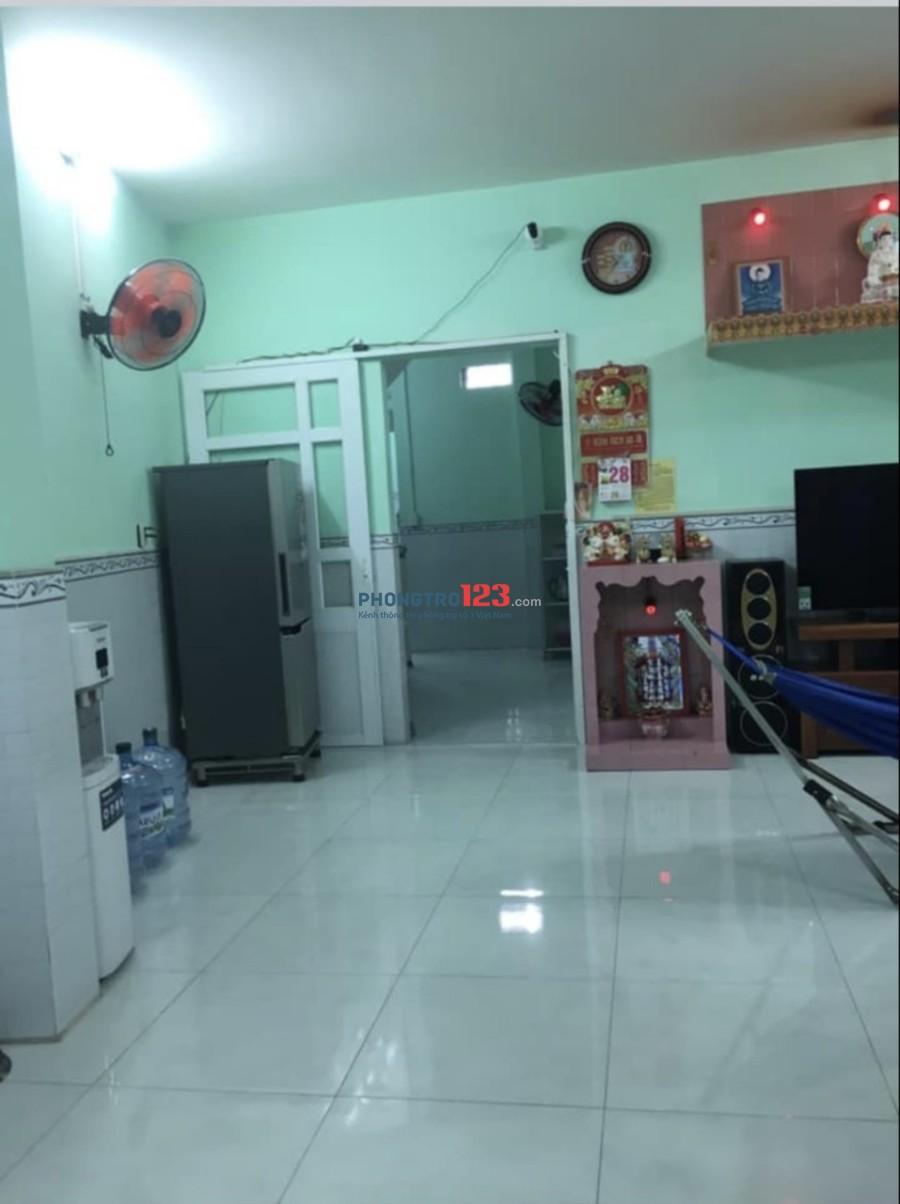 Chính chủ cho thuê nhà nguyên căn 2 lầu 4,5x15m hẻm xe tải Hương Lộ 2, Bình Tân