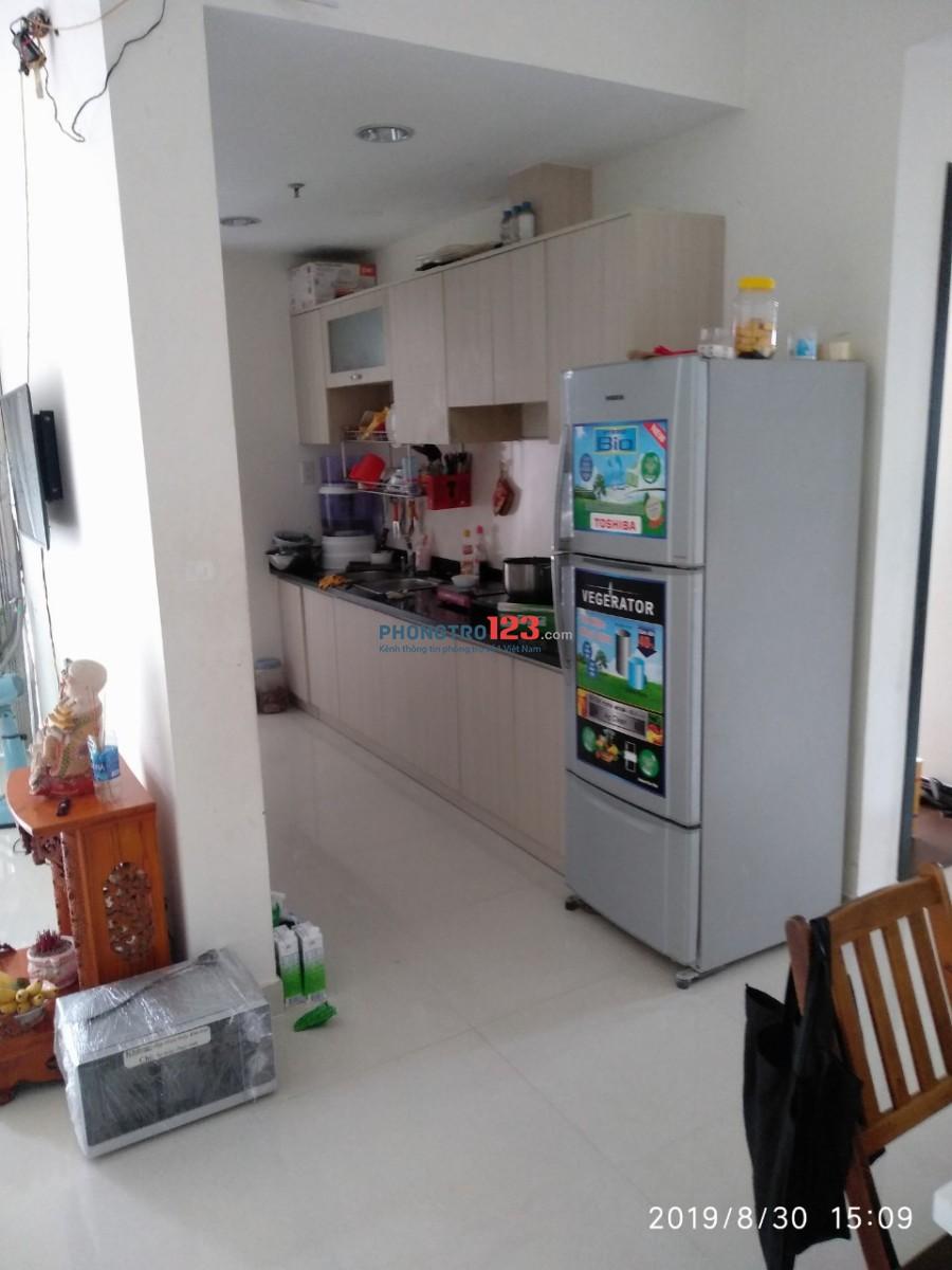 Chính chủ cho thuê nhanh căn hộ Carrilon 2 Tân Phú