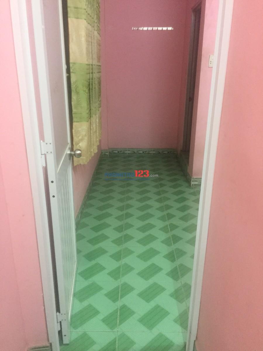 Chính chủ cho thuê phòng trống trên lầu