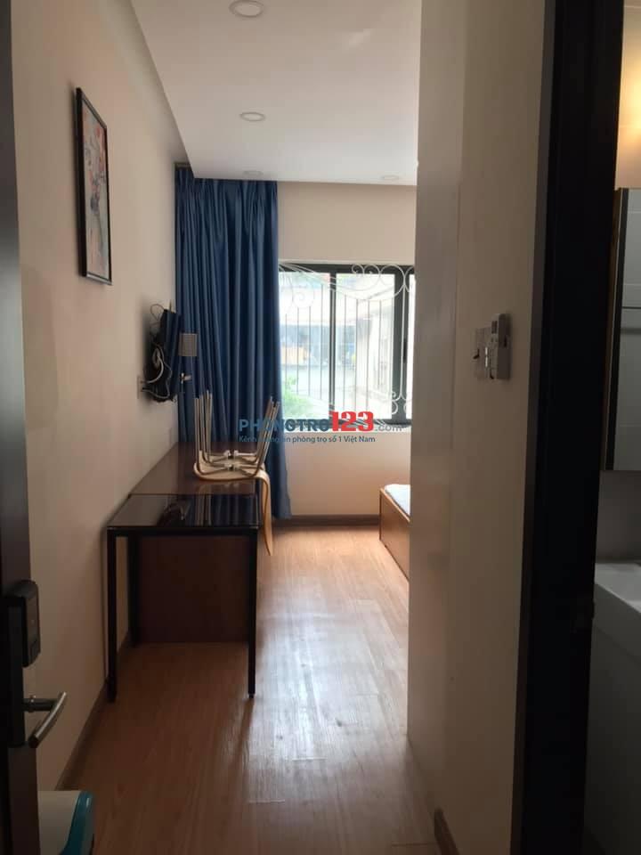 Cho thuê căn hộ tại 41 đường Hoàng Sa, P.Đa Kao, Quận 1