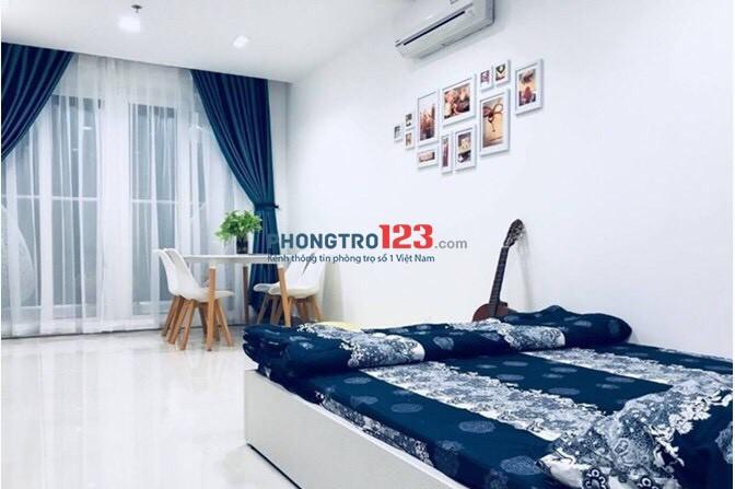 Cho thuê căn hộ nini 30m2 đầy đủ nội thất ngay trung tâm Gò Vấp