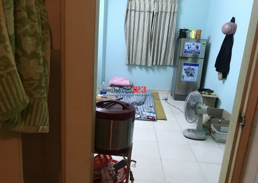 Cho thuê phòng trọ mới dạng khách sạn mini, giờ giấc tự do cách đường Phạm Hùng 300m