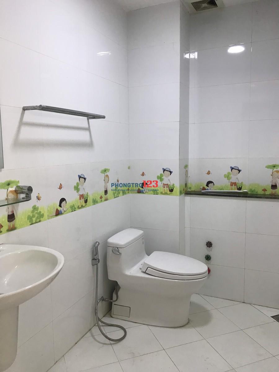Cho thuê phòng full nội thất MT đường Phổ Quang, giờ giấc tự do giá chỉ 4tr8/phòng
