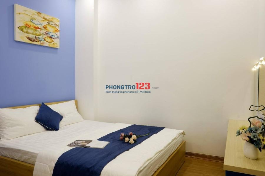 Cho thuê căn hộ mini full nội thất mới – đẹp - tiện nghi – giá rẻ tại trung tâm Liên Chiểu