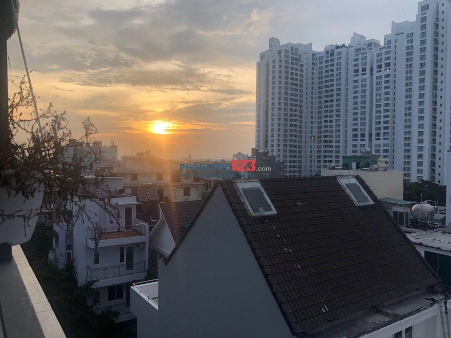 Căn hộ Lê Văn Lương thoáng mát, đầy đủ tiện nghi full nội thất