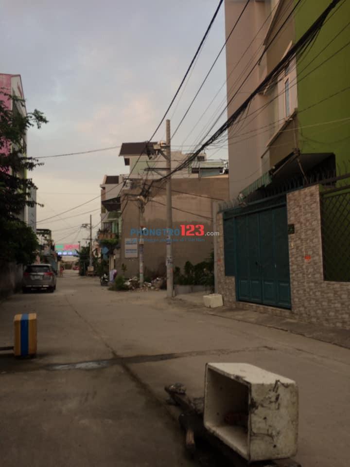 Nhà cấp 4 mới 70m2, Hẻm 133 đường Bình Thành, BHHB