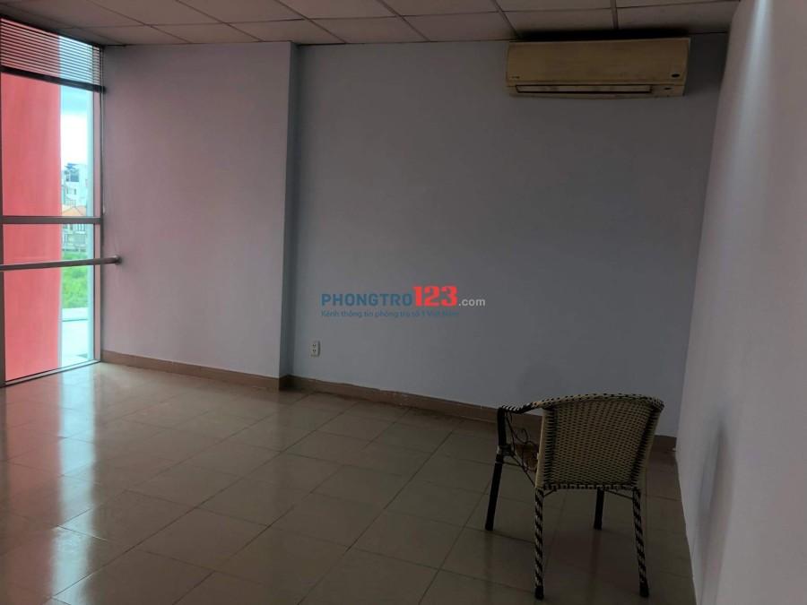 Văn phòng Q.Tân Bình lầu 3(80m2=13tr)+ 4(40m2=7tr)