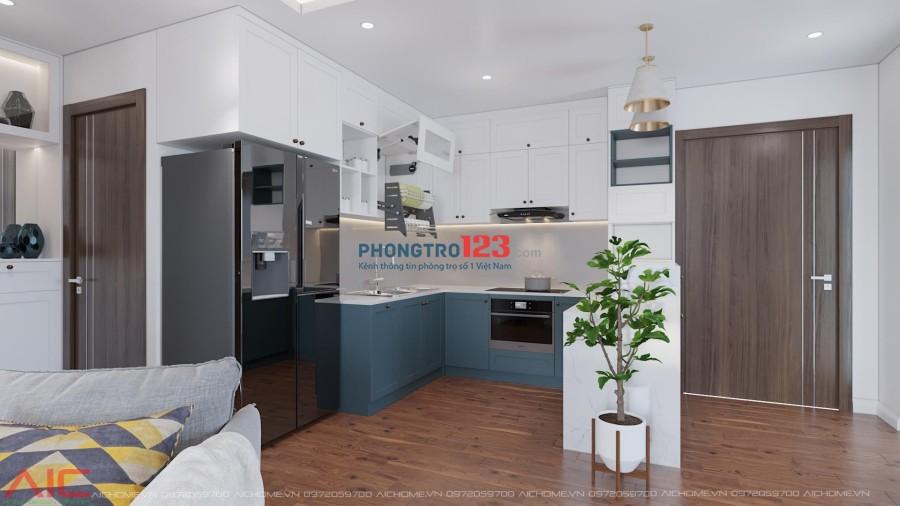 Bán căn hộ số 09 tầng cao view sân vận động chung cư cao cấp the Emerald Mỹ Đình