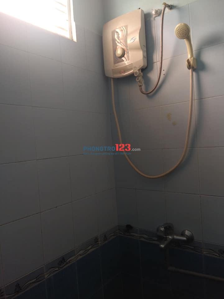 Cần tìm 1 bạn nam ở ghép phòng trọ có ban công, máy lạnh