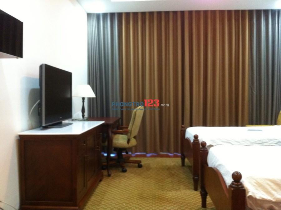 Cho thuê căn hộ Penthouse 192m2