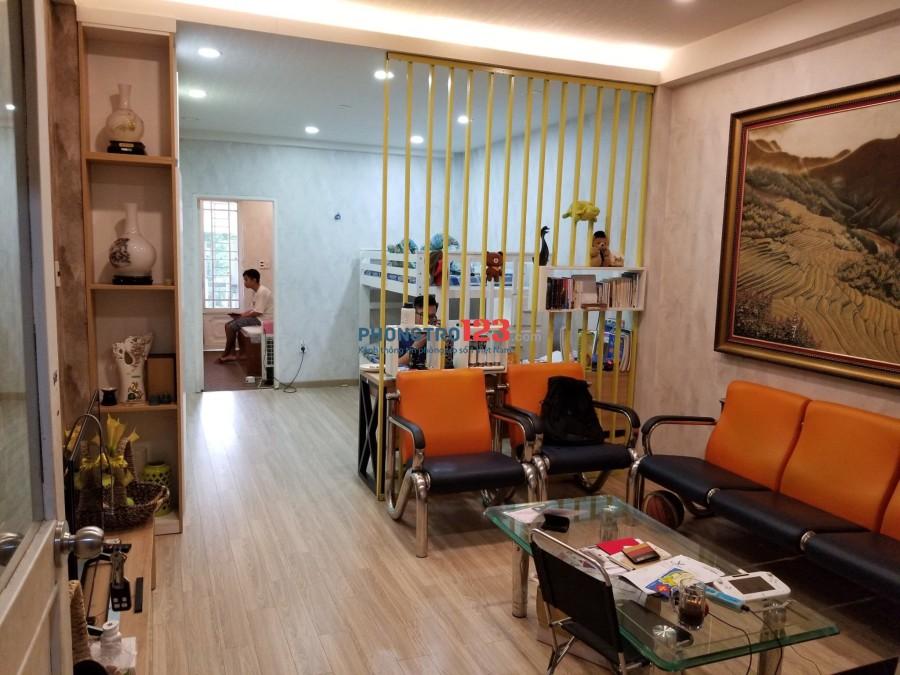 Chính chủ cho thuê nhà tầng 2 và 3 và 4 Mặt tiền 232 Nguyễn Thị Minh Khai, Q.3 Mr Huy
