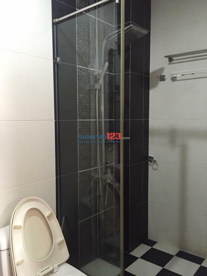Cho thuê phòng máy lạnh Nơ Trang Long, Bình Thạnh