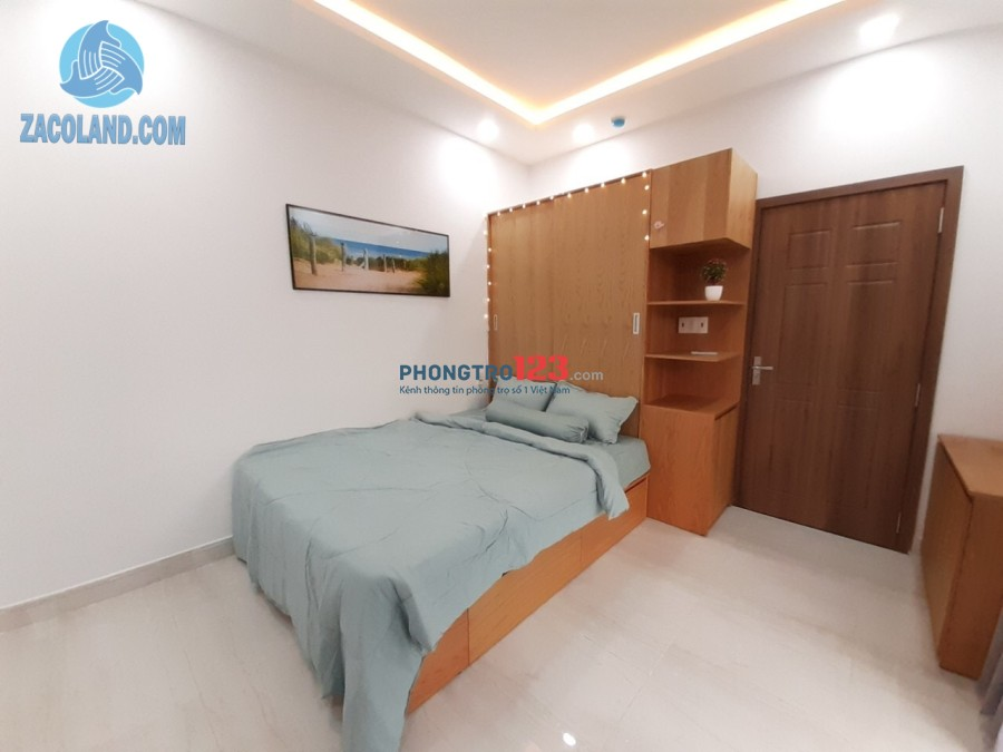 Căn hộ cao cấp, full nội thất gần khu ẩm thực Phan Xích Long, Phú Nhuận