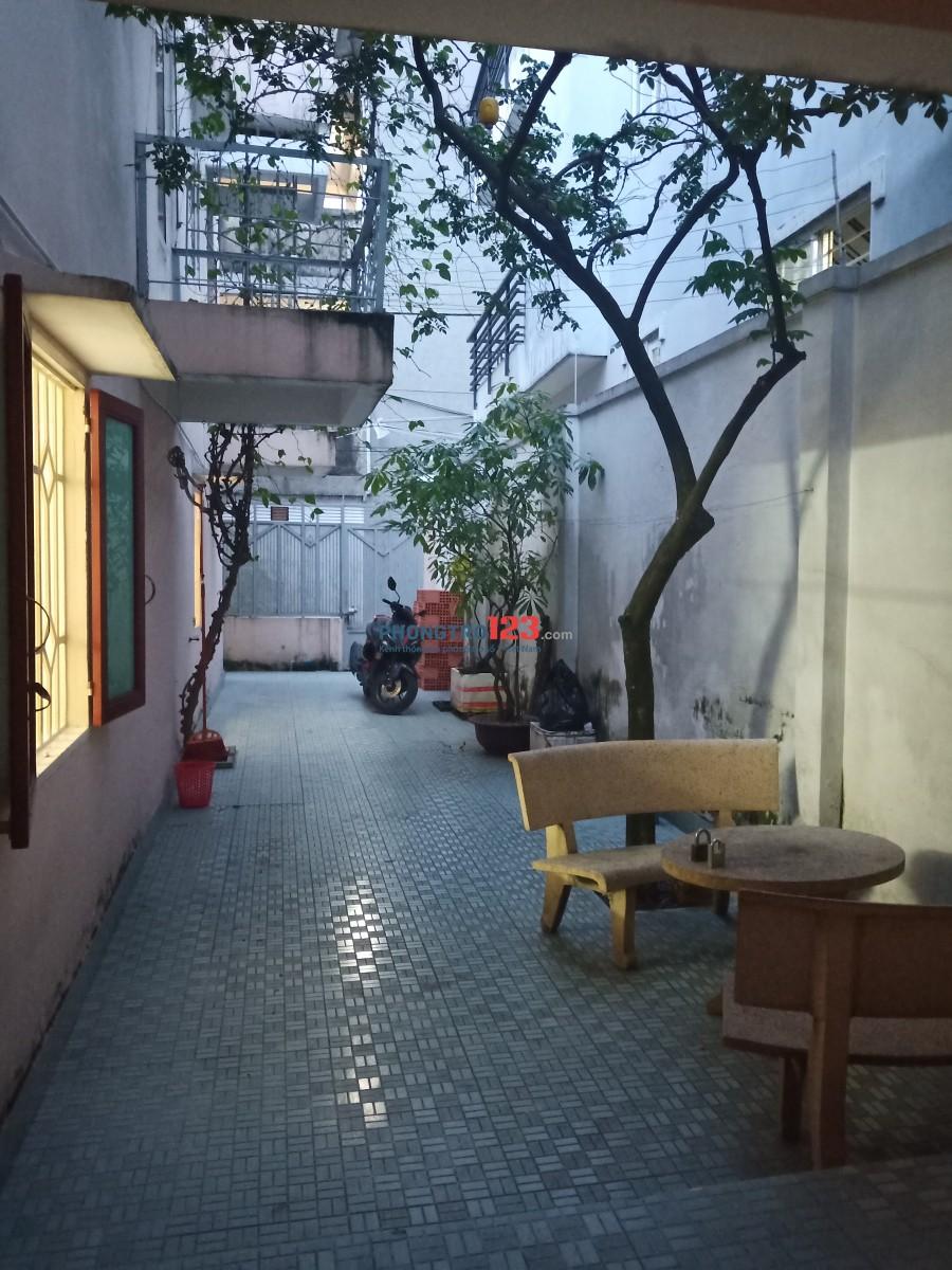Phòng trọ đường D3, Bình Thạnh