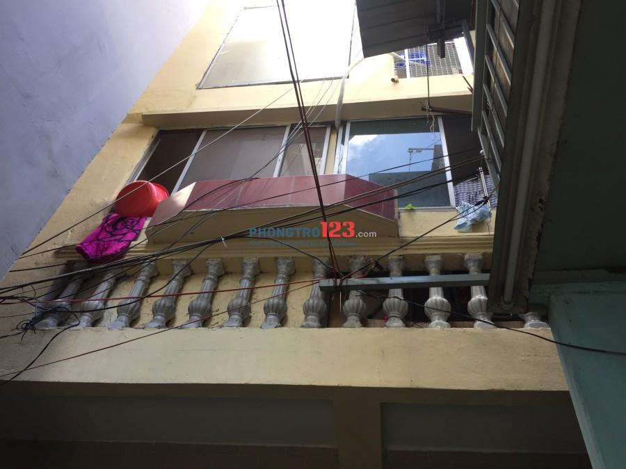 Cho Nữ thuê phòng 202/10/2 Võ Văn Tần