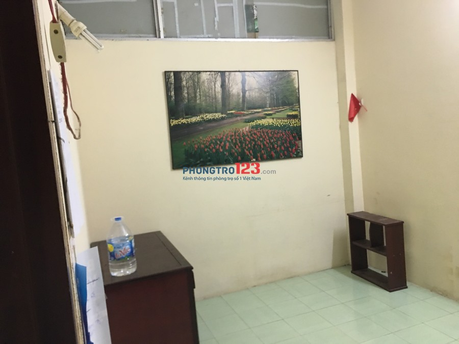 Có 1 phòng cho thuê ở quận Phú Nhuận