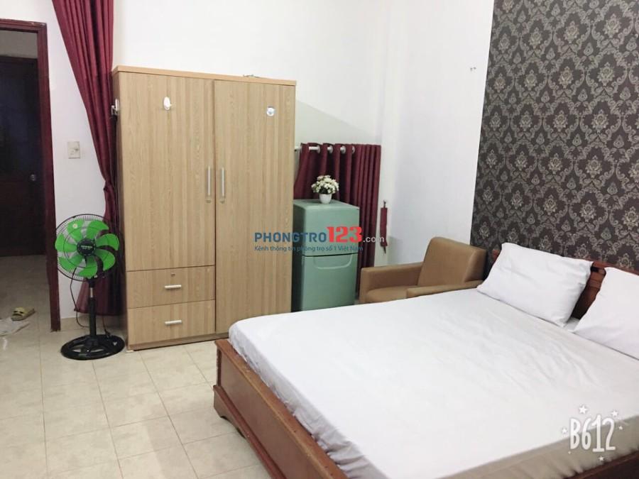 Phòng cho thuê Khu Phố Chu Văn An, Quận Bình Thạnh