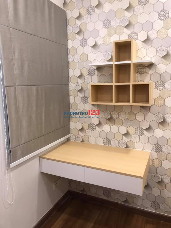Cho thuê căn hộ giá rẻ quận 8 chung cư mới xây
