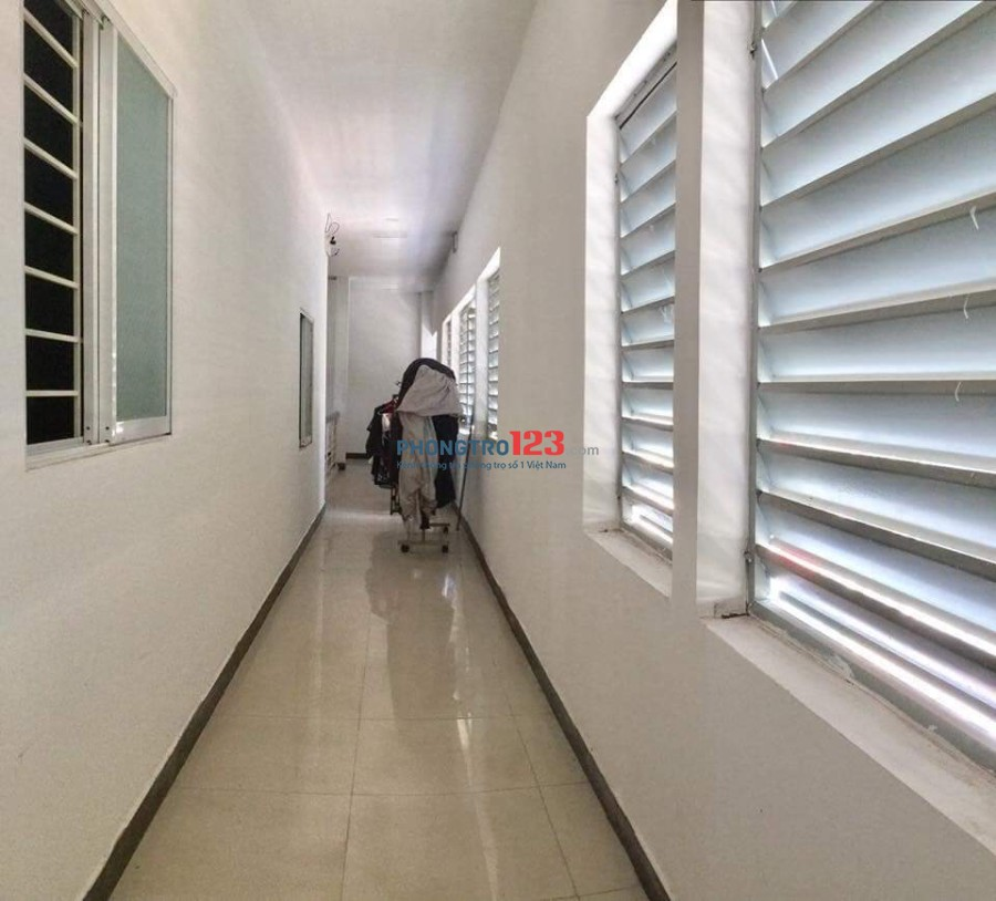 Cho thuê phòng cao cấp dạng căn hộ mini 299/23-25 Lý Thuờng Kiệt, 7tr tháng, 4-6 người