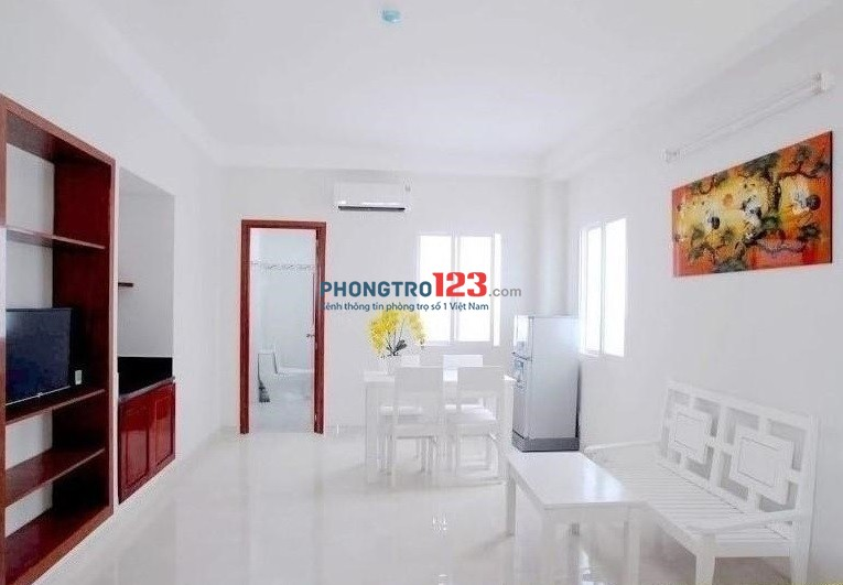 Căn hộ cho thuê tiện nghi, giá rẻ, full nội thất